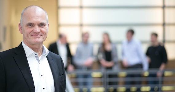 Geschäftsführer Lars Reeder