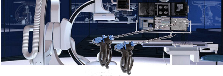Ultraschall-Schere im Operationssaal