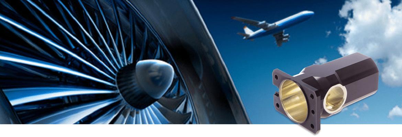 Motorgehäuse für das Türschließsystem des A380