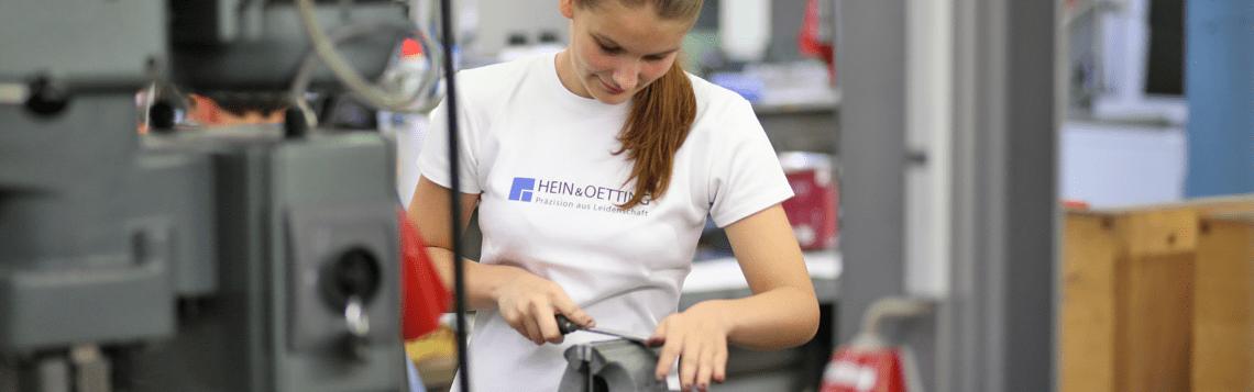 Ausbildung bei Hein & Oetting