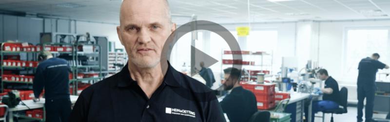 Lars Reeder stellt Hein & Oetting vor